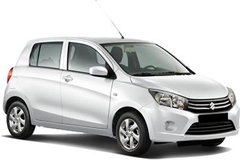 Autoverhuur POINTE AUX PIMENTS  Suzuki Celerio