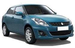 Car Hire MUSCAT  Suzuki Dzire