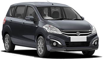 Suzuki Ertiga 5+2 pax