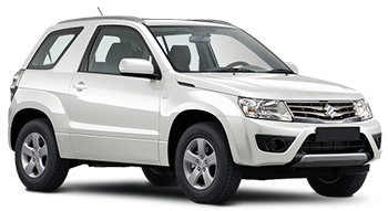 Car Hire LA SERENA  Suzuki Grand Vitara