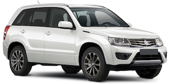 Car Hire ANTIGUA  Suzuki Grand Vitara