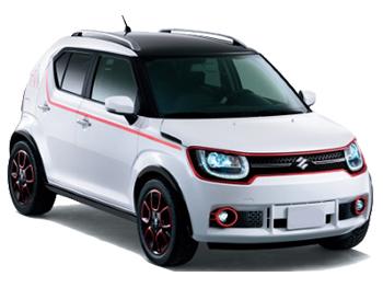 Alquiler SPLIT  Suzuki Ignis