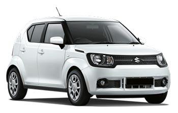 Car Hire NASSAU  Suzuki Ignis