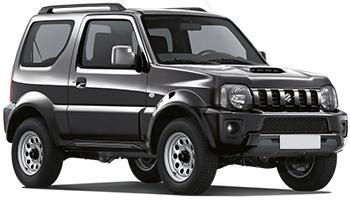 Suzuki Jimmy Hard top