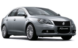 Location de voitures MOREE  Suzuki Kizashi