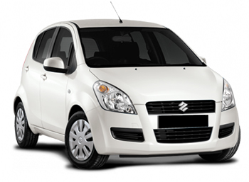Car Hire BOURGAS  Suzuki Splash