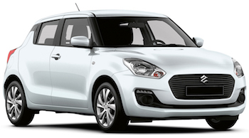 Car Hire BARBADOS  Suzuki Swift