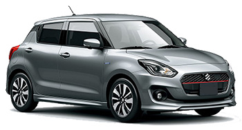 Autoverhuur KLERKSDORP  Suzuki Swift