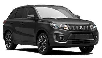 Car Hire ANTIGUA  Suzuki Vitara