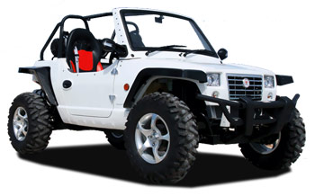 Car Hire ORANJESTAD  Terrior UTV