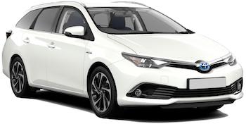 Toyota Auris wagon hybrid