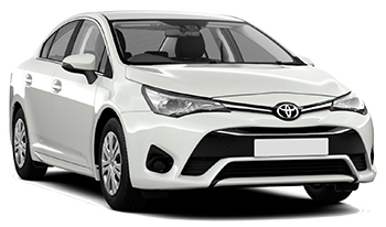 Location de voitures HERAKLION  Toyota Avensis