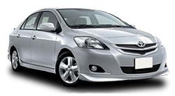 Mietwagen NADI  Toyota Belta