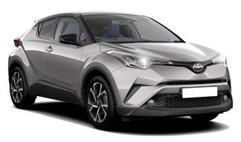 Toyota CHR 2wd Hybrid