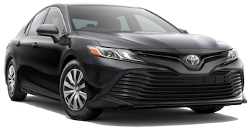 Car Hire POINTE AUX TREMBLES  Toyota Camry