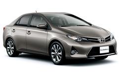 Car Hire MANILA  Toyota Corolla Altis
