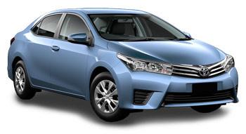 Toyota Corolla 2 dr
