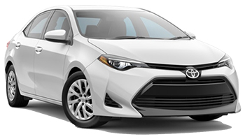 Toyota Corolla w/ GPS
