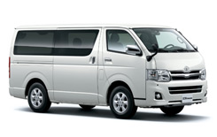 Location de voitures KINGSTON  Toyota Hi Ace