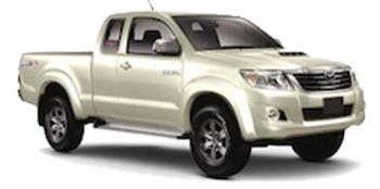 Toyota HiLux 4x4 Single Cab