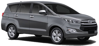 Car Hire TONGATAPU  Toyota Innova