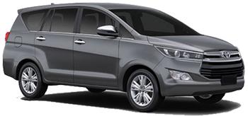 Toyota Innova 7 pax