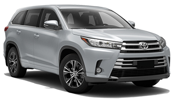 Alquiler TOWNSVILLE  Toyota Kluger