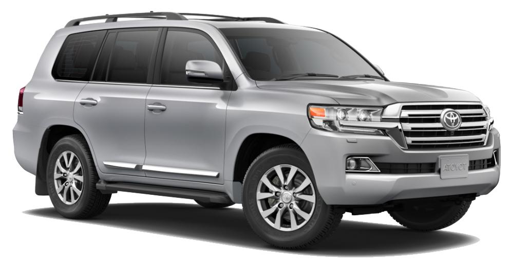 Toyota Landcruiser 4.5