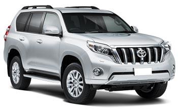 Toyota Prado 5 pax