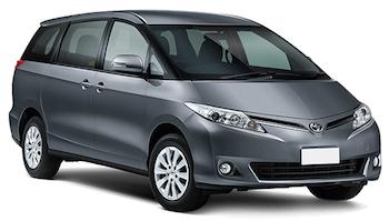Toyota Previa 8 pax