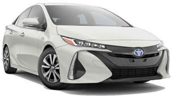 Location de voitures MATHER  Toyota Prius Hybrid
