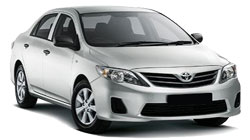 Car Hire WITBANK  Toyota Quest