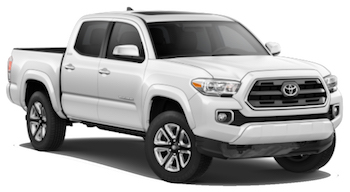 Toyota Double Cab 4WD