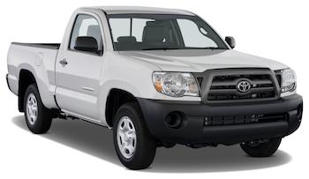 Toyota Single Cab 4x4