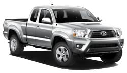 Car Hire LA PAZ  Toyota Tacoma