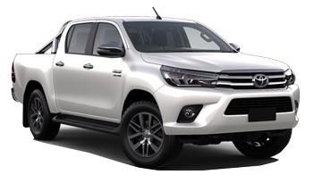 Alquiler BANGKOK  Toyota Vigo
