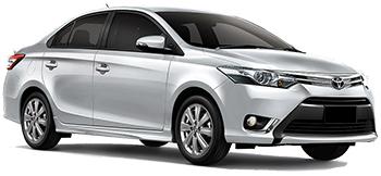 Autoverhuur KRABI  Toyota Vios