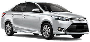 Alquiler BANGKOK  Toyota Vios