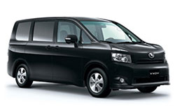 Car Hire BARBADOS  Toyota Voxy