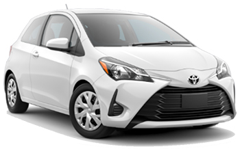 Car Hire PHITSANULOK  Toyota Yaris