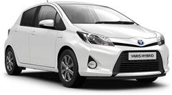 Toyota Yaris 4dr