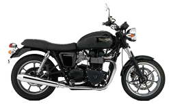 Car Hire CHICAGO  Triumph Bonneville T100