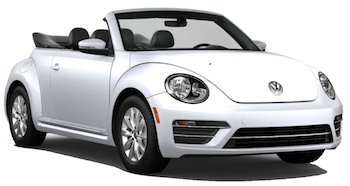 VW Beetle Open Rooftop