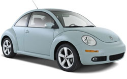 Car Hire PAPHOS  VW Beetle