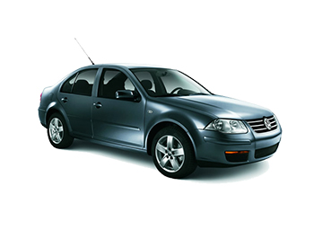 Car Hire LIMA  VW Bora