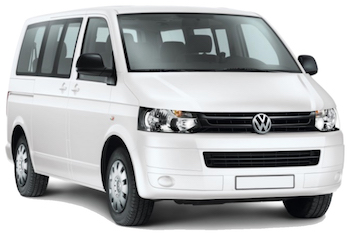 Car Hire CHARLEROI  VW Bus