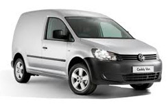 Car Hire CHEMNITZ  VW Caddy Cargo Van
