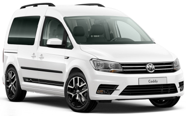 Car Hire  VW Caddy