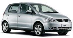 Volkswagen Fox 4dr