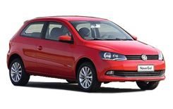 Car Hire HALMSTAD  VW Gol